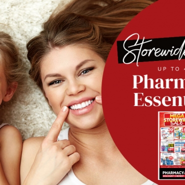Mega Storewide Sale: Get Pharmacy Essentials for the Whole Family for Less