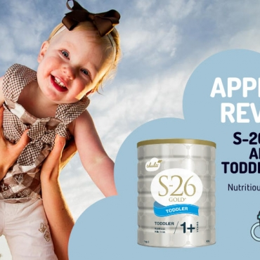 APPLY TO REVIEW S-26 Gold Alula Toddler Milk Drink