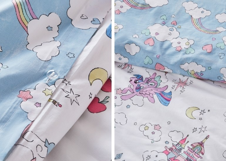 Bedding My LIttle Pony Adairs Kids