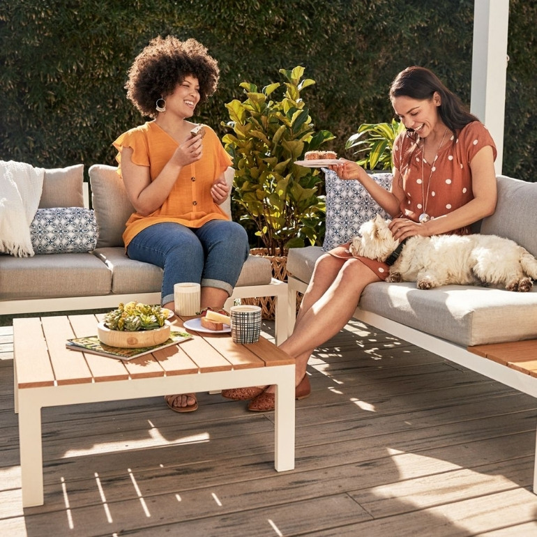 big w outdoor furniture