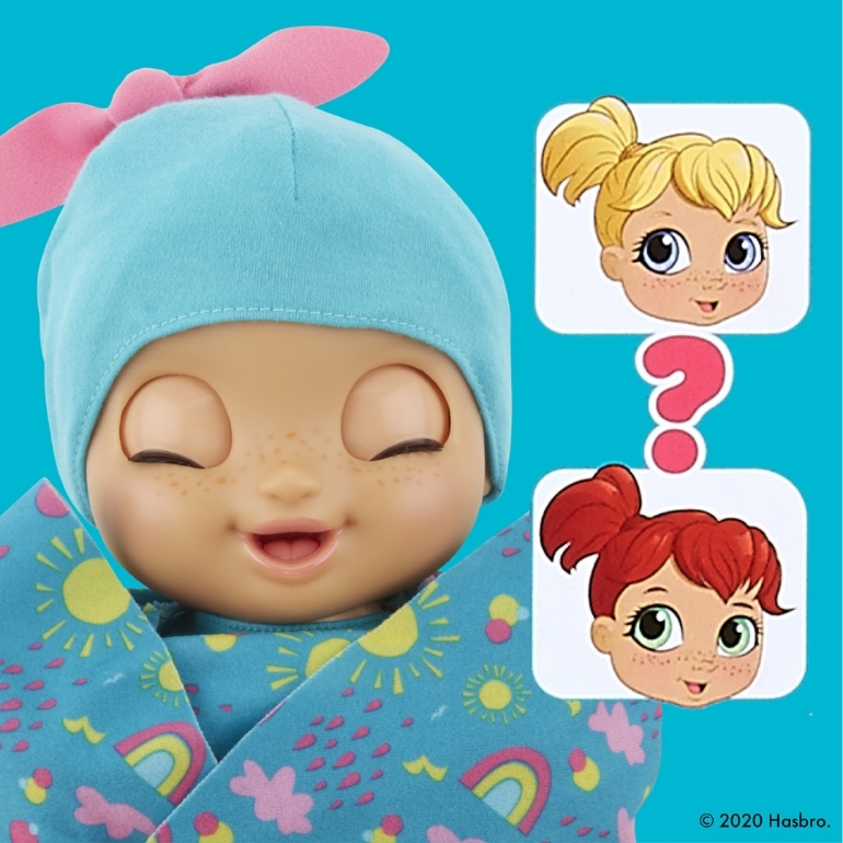 Baby Alive interactive doll