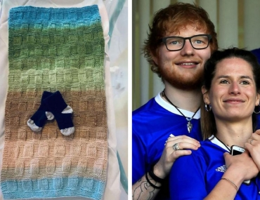 Ed Sheeran baby news