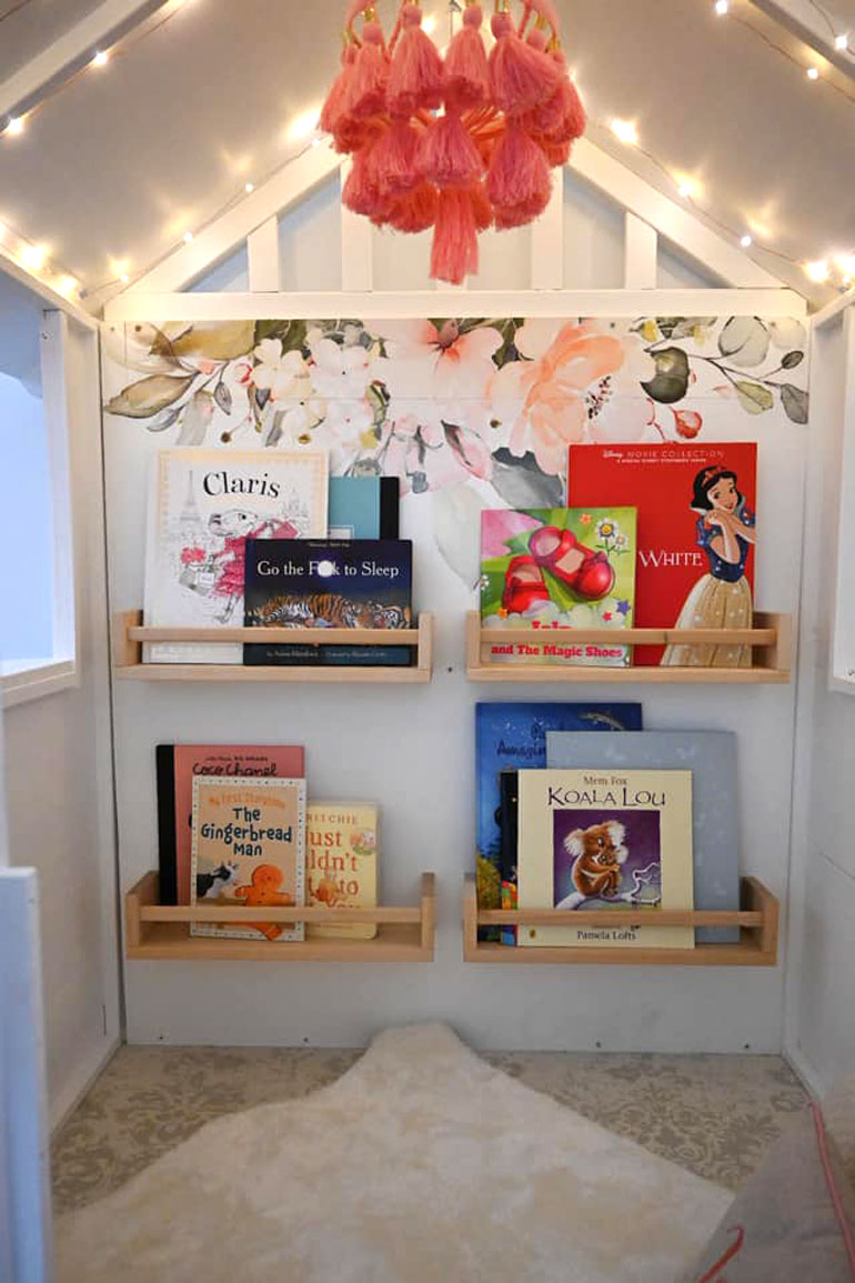 Kmart Cubby House hack