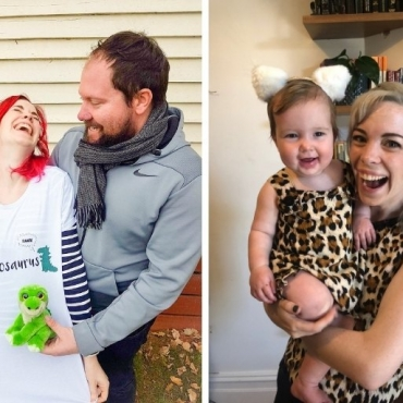 'My Husband Died Two Months Before I Gave Birth to our Daughter'