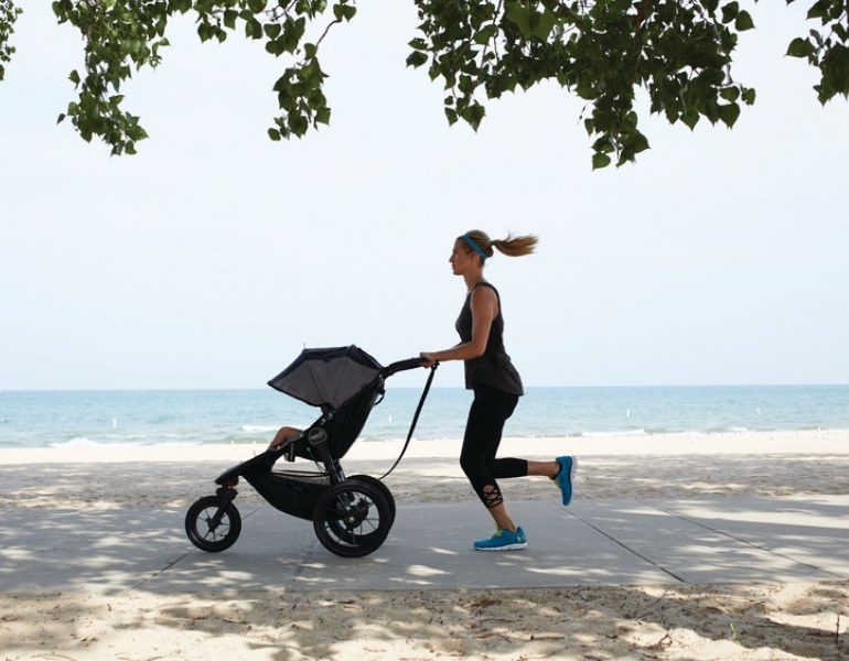 Best running prams - Mountain Buggy Summit X3