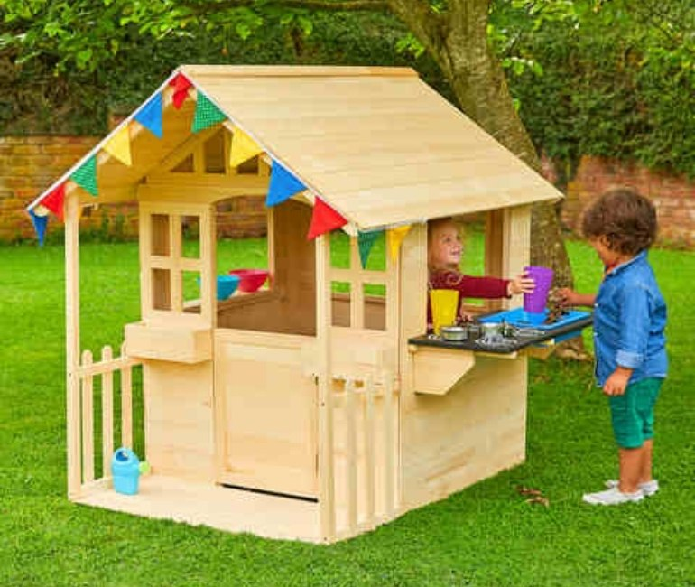 new Kmart cubby house