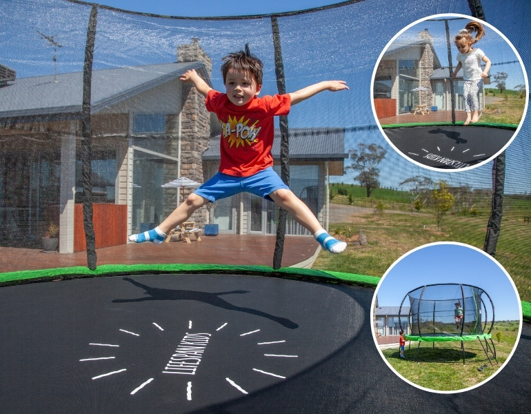 Lifespan Trampoline - christmas gifts kids