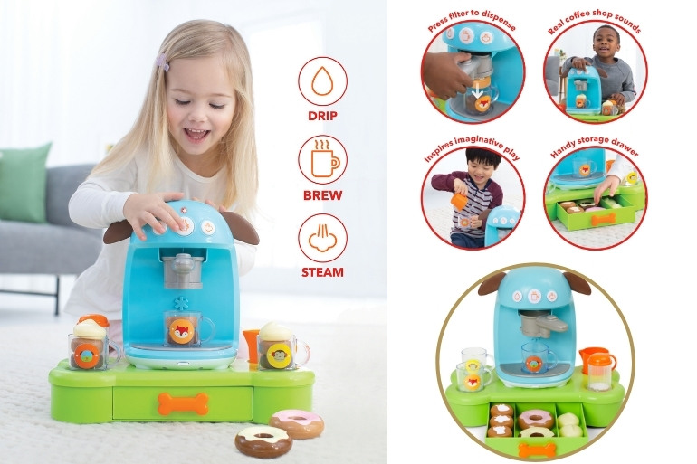 christmas gifts for little kids - Barkista coffee machine