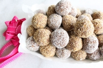 Baileys Irish Cream balls
