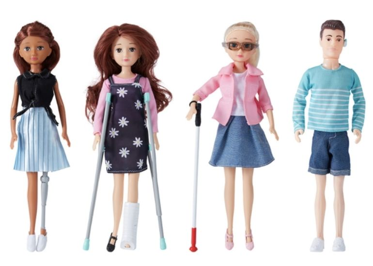 kmart dolls with disabilities