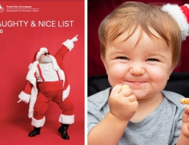 official naughty and nice list