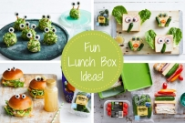 Qukes lunch box ideas
