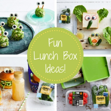 DOWNLOAD: Banish Boring Lunch Boxes with these Qute Qukes®!