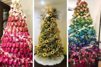 unique christmas trees