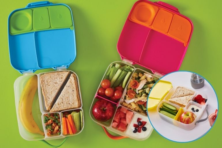 b.box lunchboxes for back to school