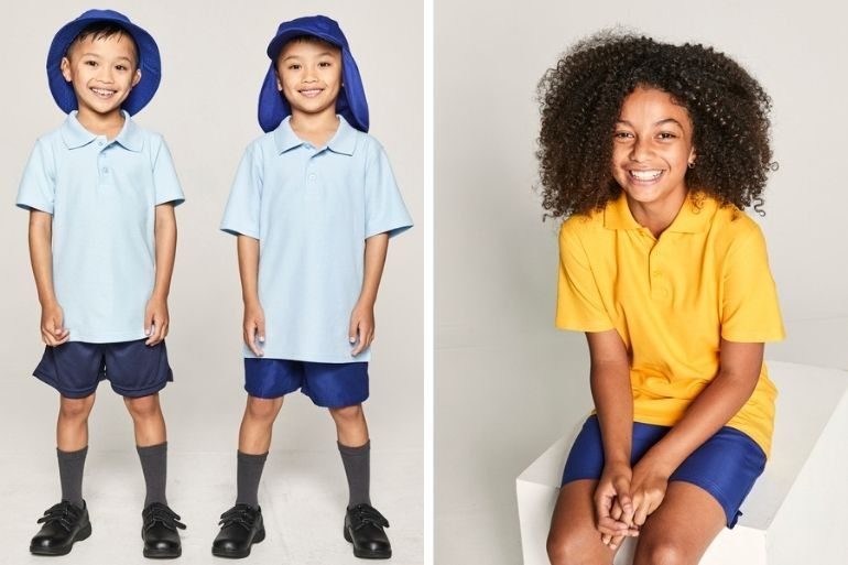 school checklist - best and less uniforms