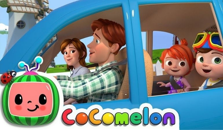 Cocomelon Are we There Yet