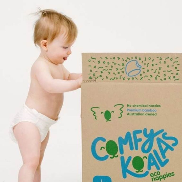 comfy koalas eco nappies