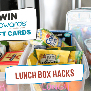 WIN: The Simple Hack Saving Mums Loads of Lunchbox Prep Time