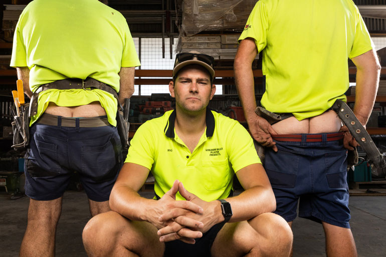 the real tradie calendar
