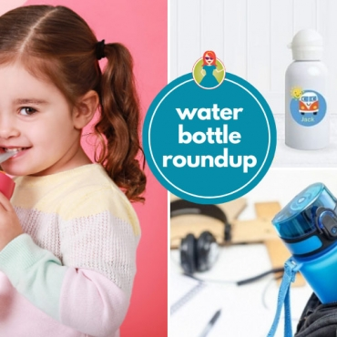 Best Kids' Water Bottles for Back to School, Home and Play