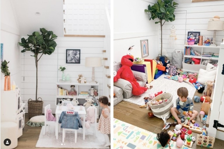 Ali Fedotowsky Celebrity Playrooms