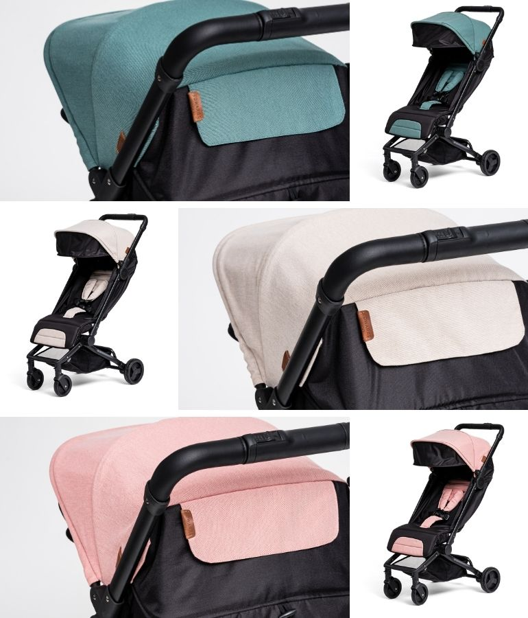 Edwards & Co Otto stroller new colours 2021
