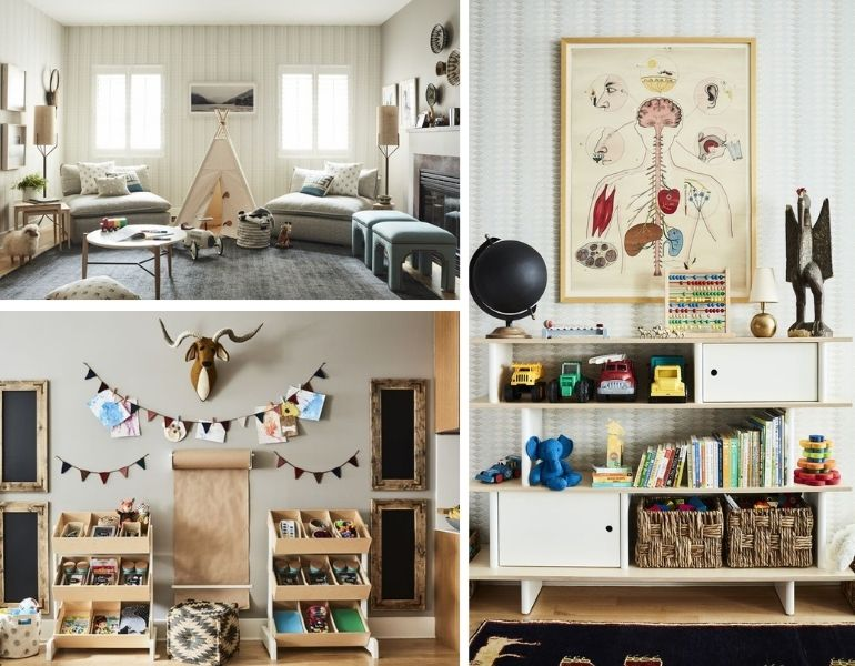 celebrity playrooms - Lucy Lui