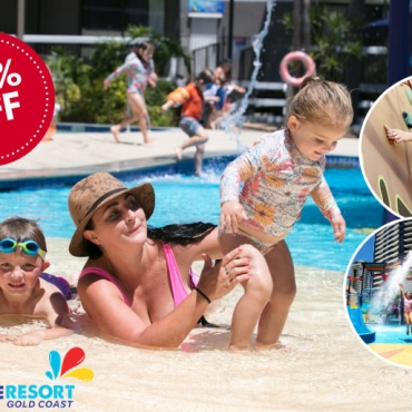 Paradise Resort Announces Flash 40% OFF Sale, But You Gotta Be Quick!