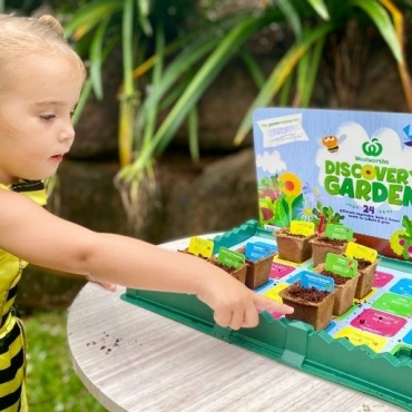Meet the Latest Woolworths Discovery Garden Range Creating a Huge Buzz
