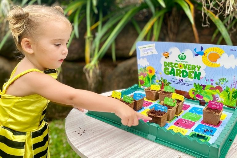 New Woolworths Discovery Garden