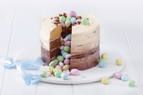 Easter Surprise Cake recipe