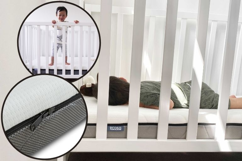 Best sleep products - Ecosa Cot Mattress
