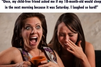 funny things non-parents say