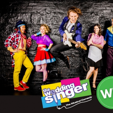 WIN Tickets to see The Wedding Singer Musical Live on Stage