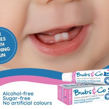 Mums of Teething Tots, Join Our Panel To Review This New Alcohol-Free Teething Gel