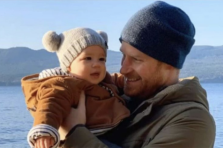 Prince Harry and Meghan Markle baby