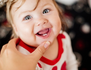 Teething pain in babies and toddlers