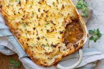 vegetarian cottage pie recipe