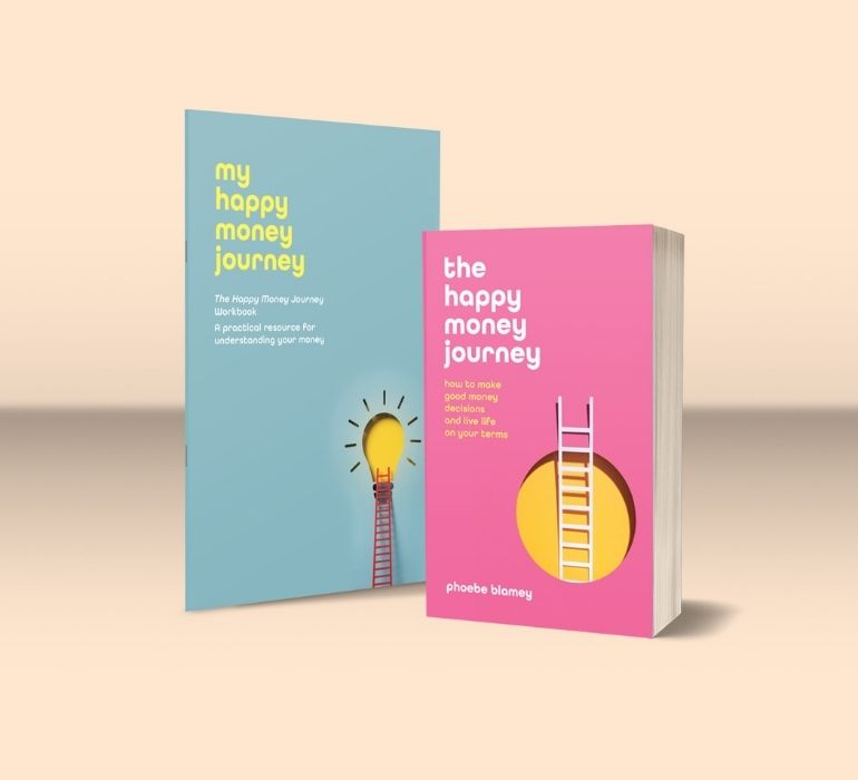 financial health check - The Happy Money Journey