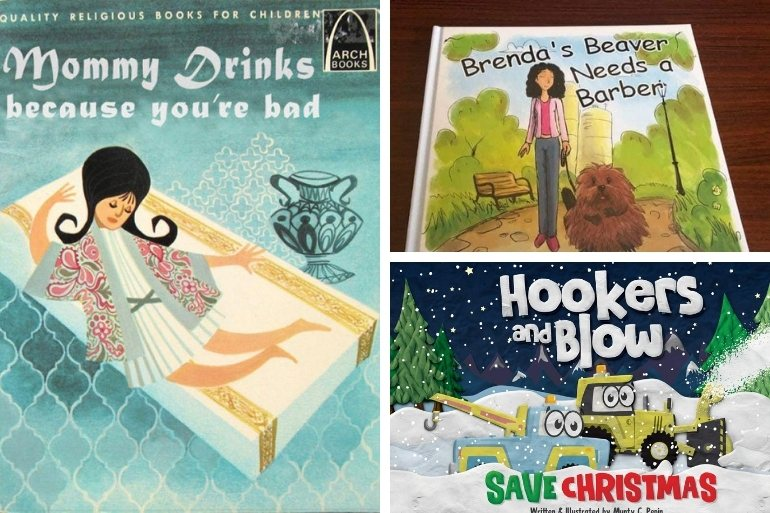 inappropriate book titles