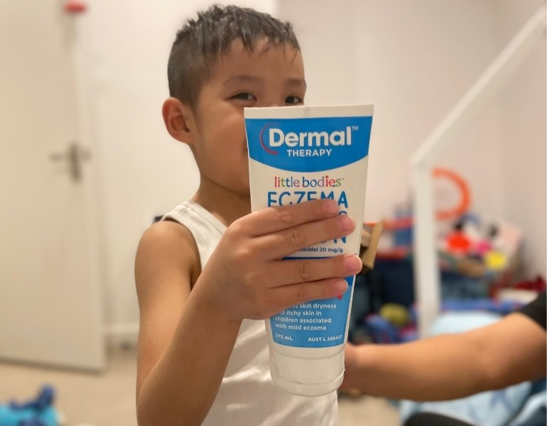 dermal therapy little bodies review
