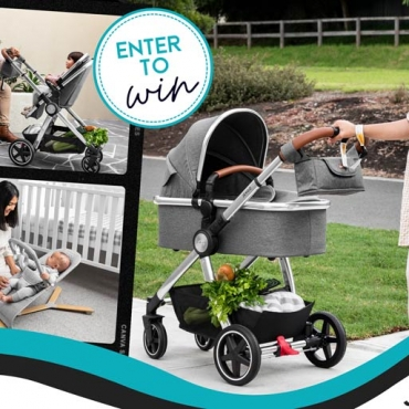 Meet the Jengo Baby Range and WIN a Prize Pack from Baby Bunting