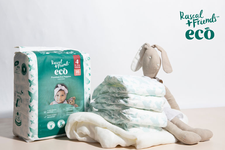 Rascal and Friends nappies