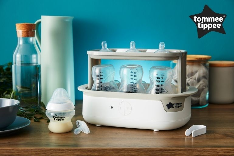 newborn baby must haves - tommee tippee