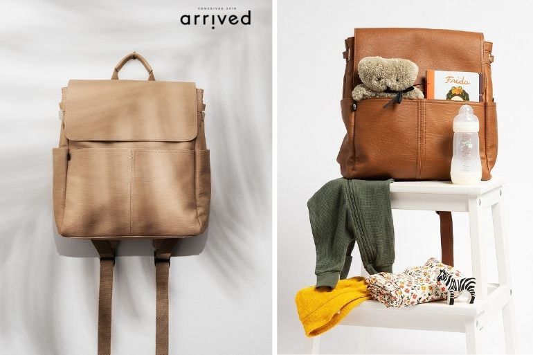 newborn baby must haves - hayes baby bag