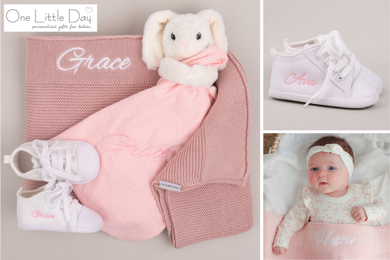 personalised baby products