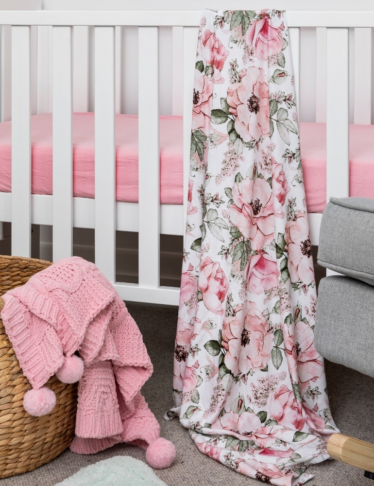 Bilbi baby blankets and cot sheets