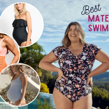 10 Best Maternity Swimwear Picks to Sizzle in This Summer!