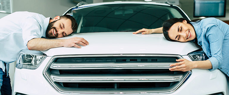 steps to getting approved for a car loan